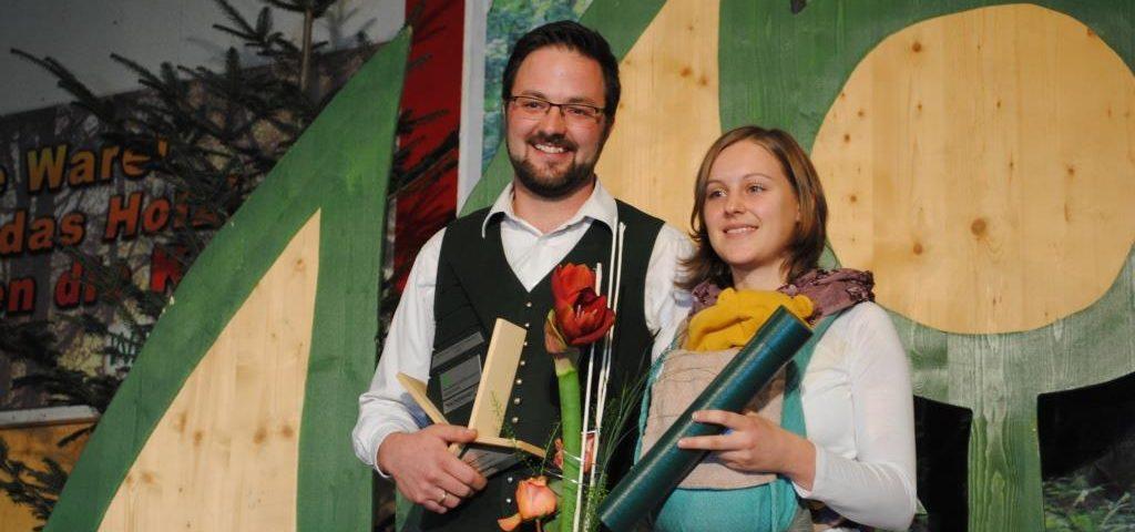 Ingrid und Christoph Zehrfuchs