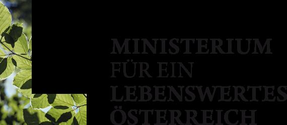 Bundesministerium für ein lebenswertes Österreich Logo