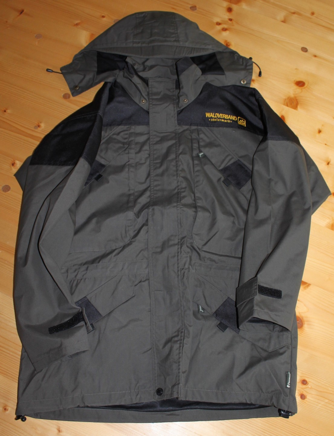 Waldverband Outdoor Jacke