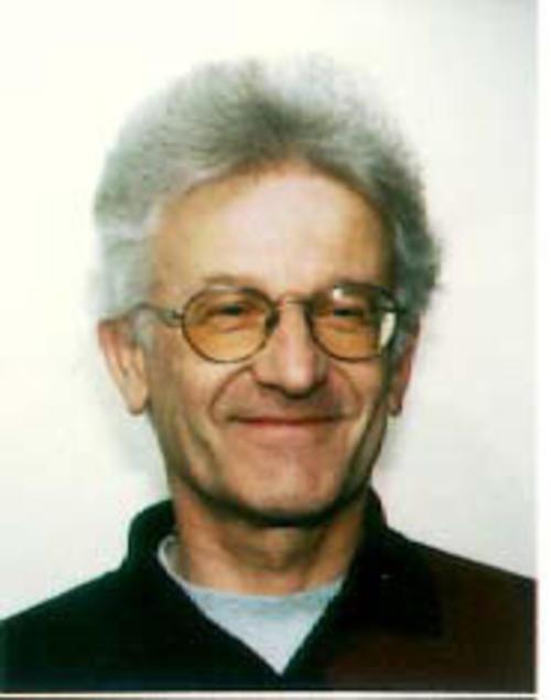 Univ. Prof. DI Dr. Josef Spörk, Vorstand des Waldbauinstitutes der Universität für Bodenkultur
