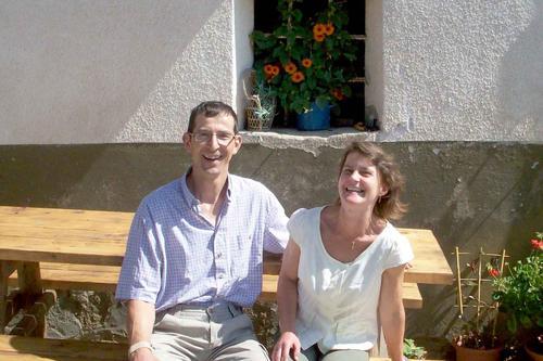 Elisabeth und Bernhard Miedl